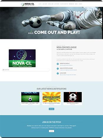 NOVA-CL - Check out the site